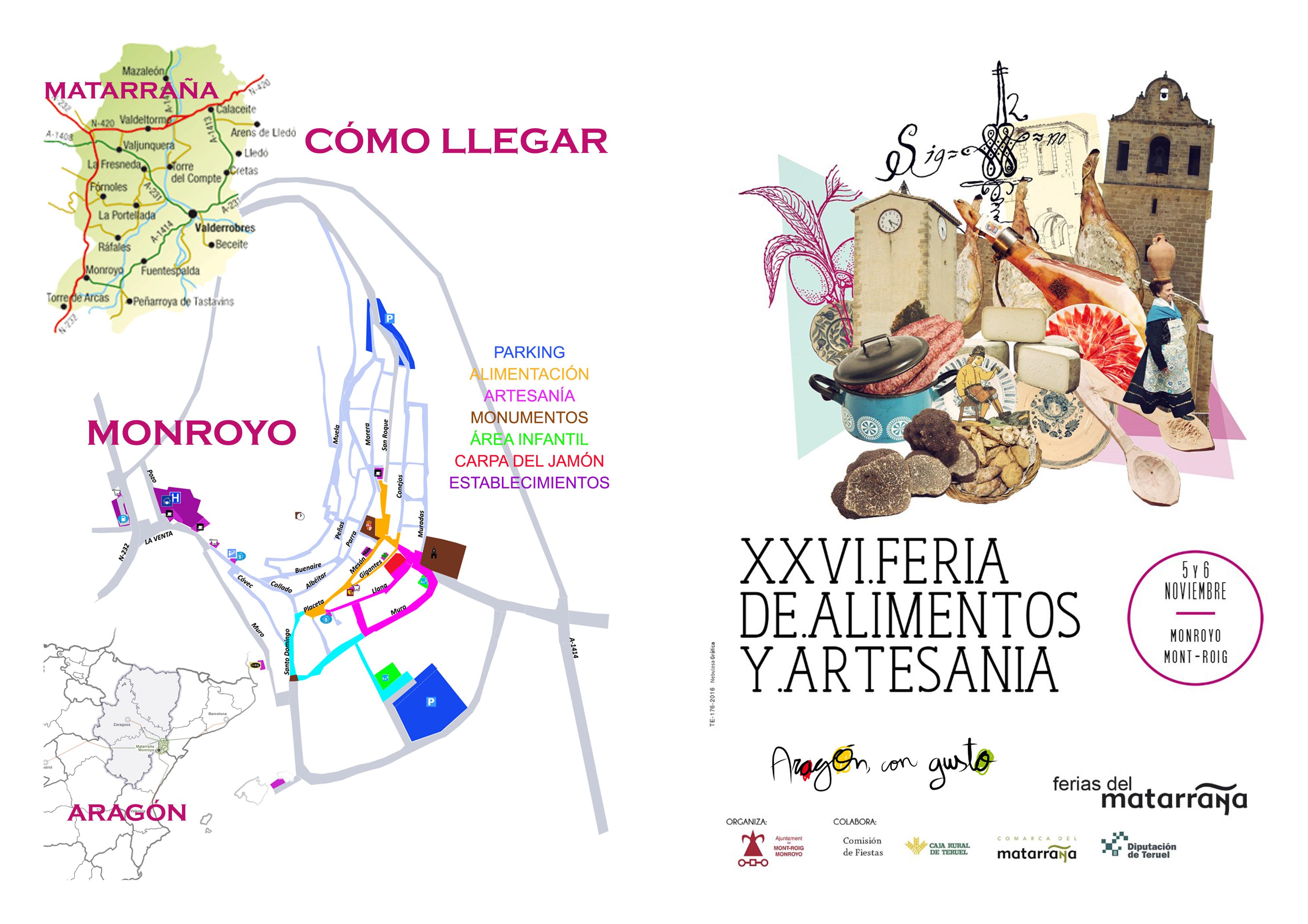 Programa Feria 2016 Portada